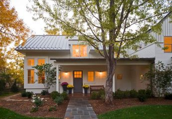 There are a hundreds of ways your home could benefit from making improvements for impressive curb appeal!