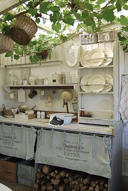 Dreamy Country Kitchen